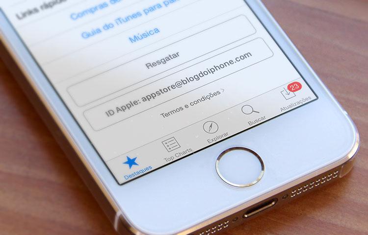 Resgatar App Store