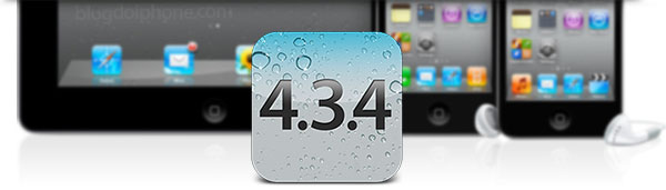 Photo of Adeus JailbreakMe: Apple libera iOS 4.3.4, com conserto da vulnerabilidade do PDF