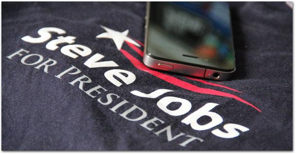 Jobs for President