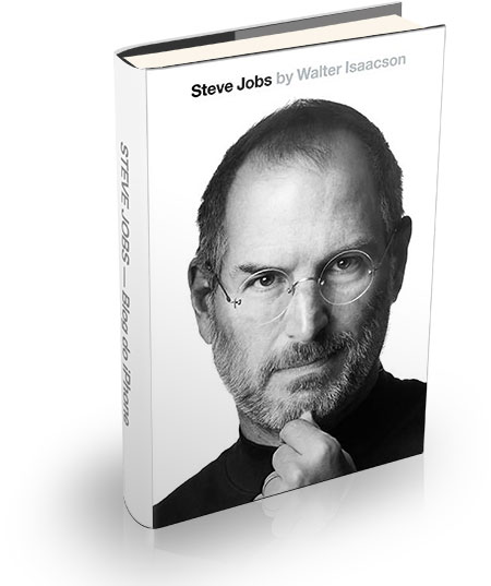 Photo of Concorra a um exemplar da biografia de Steve Jobs em português! (atualizado)