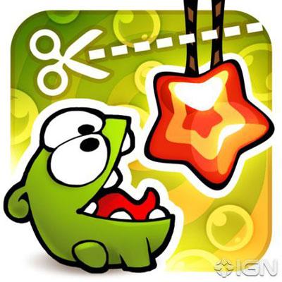 cuttheropeII_1 Vem aí Cut the Rope II, a continuação de um dos jogos mais divertidos da App Store