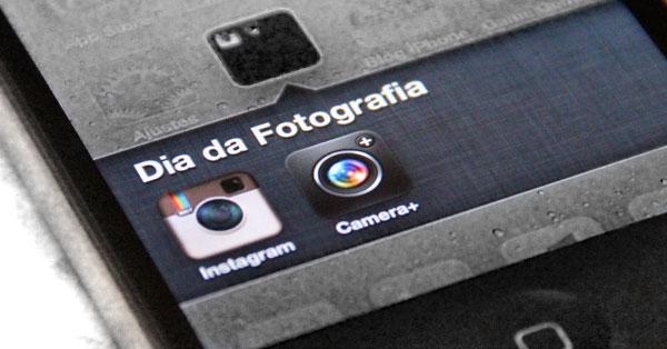 Fotografia no iPhone
