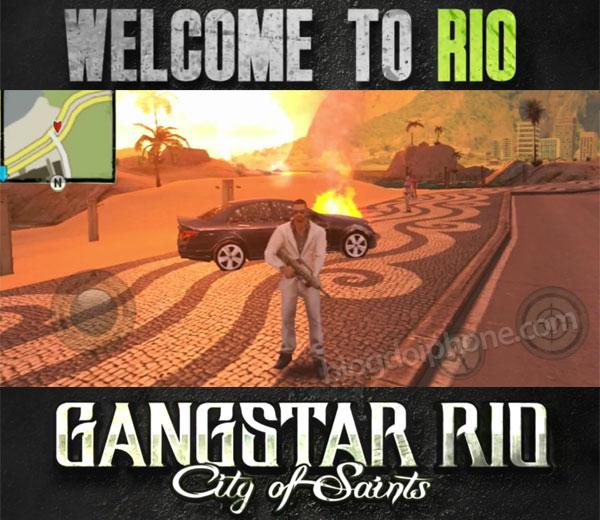 Photo of Gameloft prepara nova versão do jogo Gangstar, desta vez no Rio de Janeiro