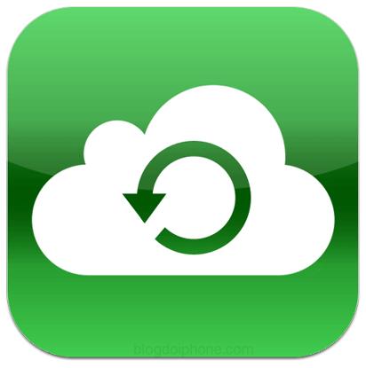 Backup do iCloud