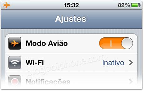 Photo of Você Sabia que pode ligar a rede Wi-Fi mesmo com o iPhone em Modo Avião?