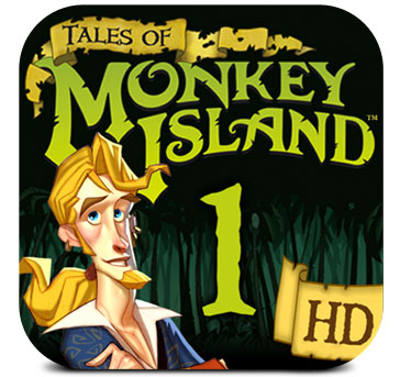 Photo of Série do jogo Tales of Monkey Island para iPad em promoção até o dia 26 de setembro