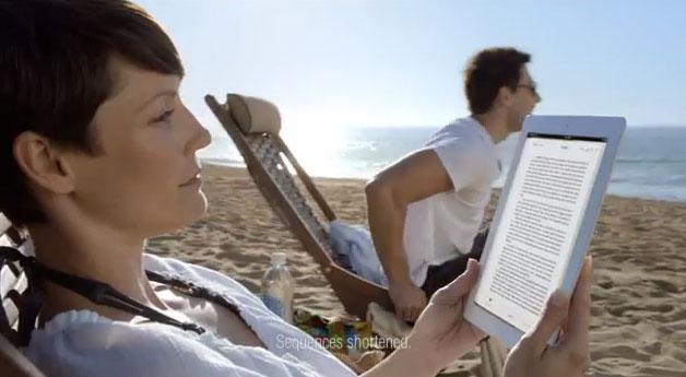 Photo of Operadora Verizon cria seu próprio comercial para o iPad 2 3G