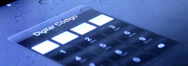 Código - Falha de segurança no iPad 2
