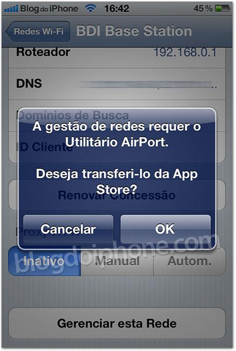 Photo of Apple provavelmente tem planos de lançar um aplicativo de gestão de redes AirPort para iOS