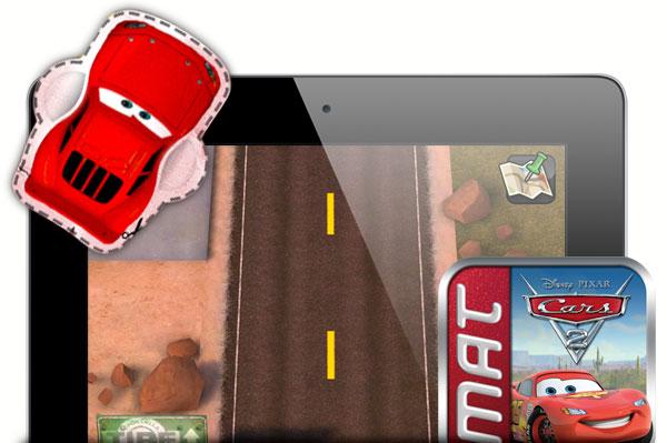 Photo of Disney lança AppMATes para iPad 2: veja como brincar sem ter o carrinho
