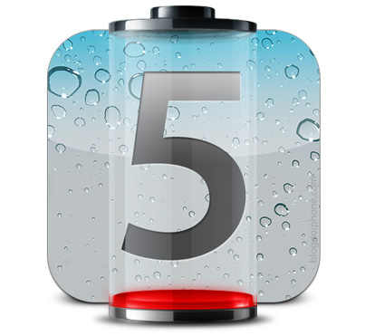 Bateria no iOS 5