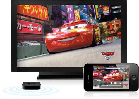 Photo of Novo iPhone 4S terá função de espelhamento sem fio com a Apple TV, como o iPad 2