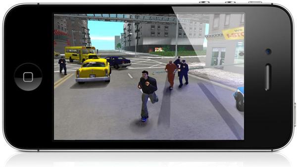 GTA III Chegará Em Breve Para O IPhone 4S E IPad 2 » Blog