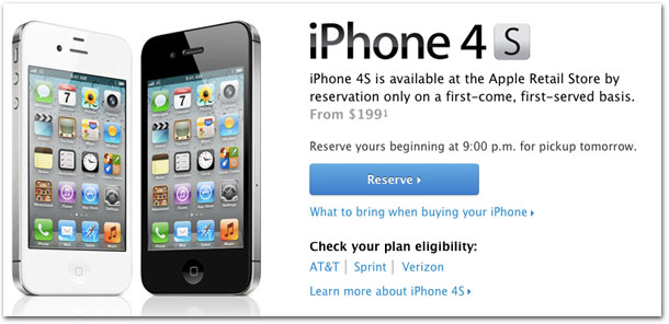 comprar iphone 4s segunda mano