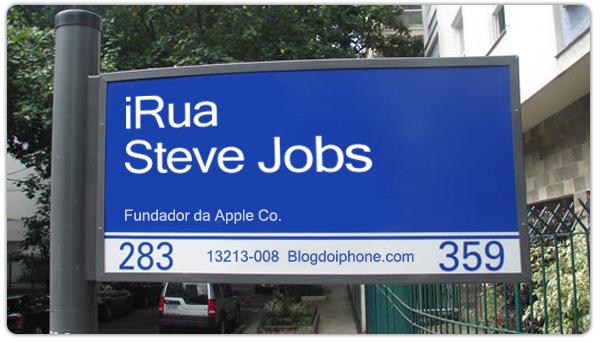 Photo of Steve Jobs pode virar nome de rua em Jundiaí