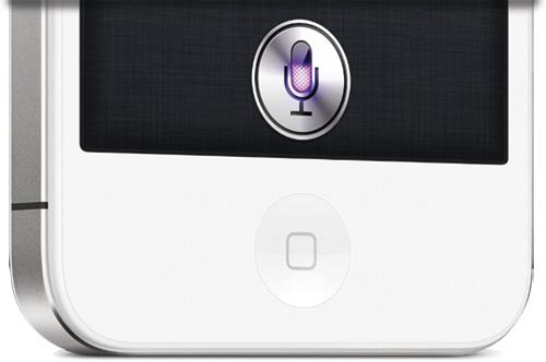 Função Siri no iPhone 4S