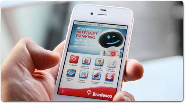 Aplicativo integrador Bradesco