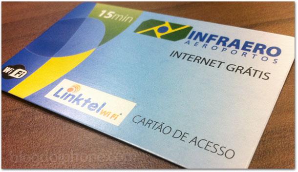 Photo of Saiba como funciona o sistema de internet grátis nos aeroportos, oferecido pela Infraero