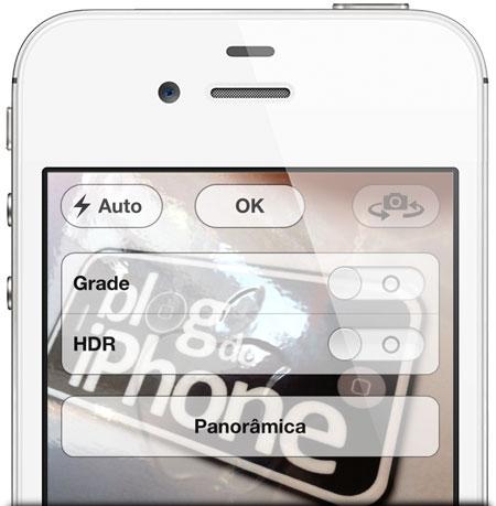 Foto panorâmica no iOS 6