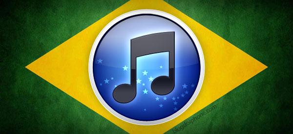 iTunes Store Brasil