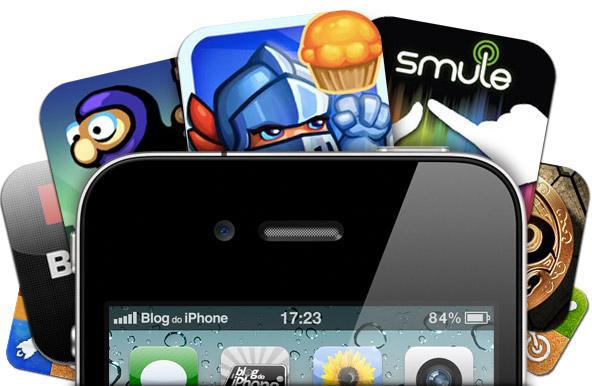 Lista de apps em promoção