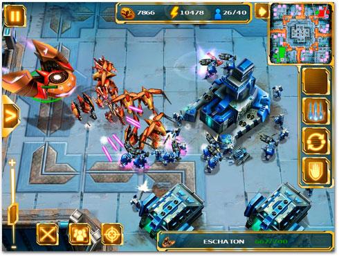 starfront (Promoção) Baixe jogos da Gameloft por $0,99
