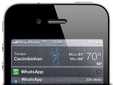 "Photo of Saiba como resolver o ""problema"" de temperatura errada no aplicativo Tempo"