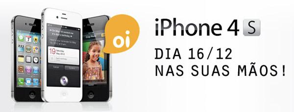 Photo of Operadora Oi também divulga seus preços para o iPhone 4S