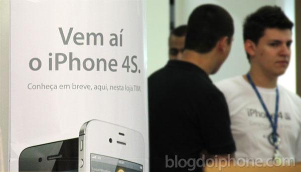 iPhone 4S no Brasil