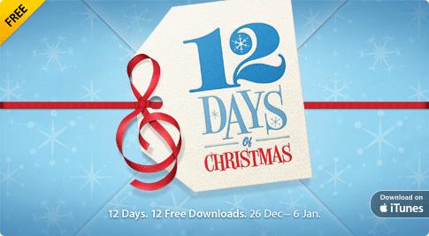 12 Days Christmas 2011