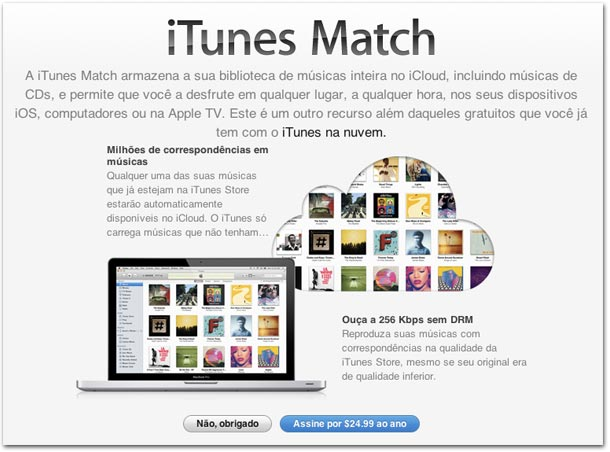 Photo of iTunes Match chega a Portugal e outros países europeus
