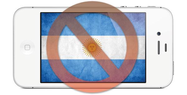 Photo of Governo argentino bloqueia a importação de iPhones no país (atualizado: é mentira)