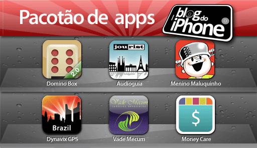 Photo of Confira os 5 sorteados na nossa promoção Pacotão de Apps