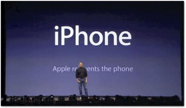 Photo of Hoje faz 7 anos que o iPhone revolucionou a telefonia mundial