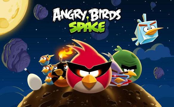 Photo of Em parceria com a NASA, Rovio se prepara para lançar jogo Angry Birds Space