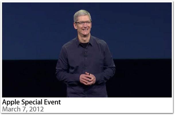 Photo of Novo iPad: Apple libera vídeo com a íntegra do evento de hoje