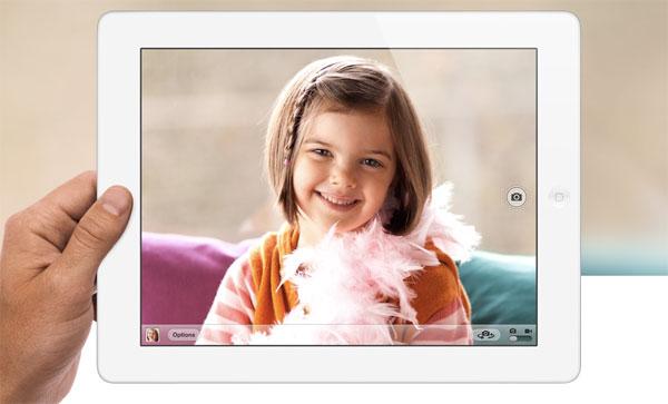 Photo of Com o iOS 5.1, ficou mais fácil tirar fotos com a câmera do iPad