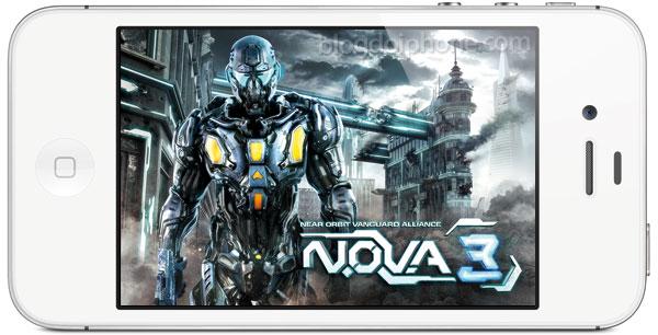 Photo of Gameloft libera teaser do jogo N.O.V.A. 3