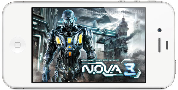 Photo of Testamos com exclusividade o jogo N.O.V.A. 3, da Gameloft