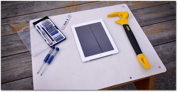 Photo of iFixit lança ferramenta especial que permite a qualquer um abrir um iPad