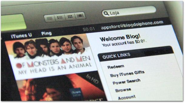 iTunes Store americana