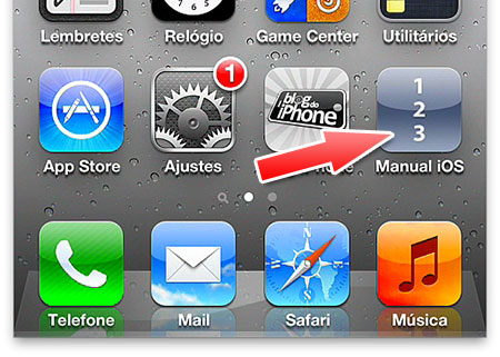Manual do iOS