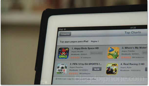 Photo of Jogos já dominam as listas dos mais baixados na App Store brasileira