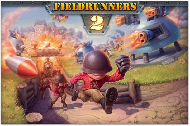 Photo of Jogo Fieldrunners terá sequência com mais armas, mais inimigos e mais cenários