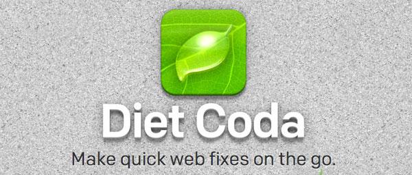 Photo of Crie e edite seu site direto no iPad, com Diet Coda