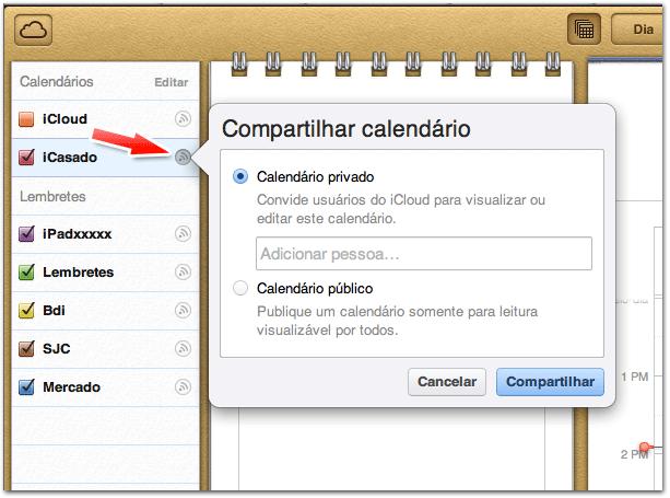 Calendario Icloud.Aprenda Como Compartilhar Calendarios E Lembretes Do Icloud