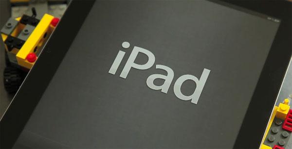 Photo of Enquanto sexta não chega, curta um unboxing do novo iPad, feito por brinquedos