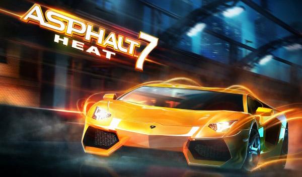 Photo of Gameloft mostra prévia do jogo Asphalt 7: Heat