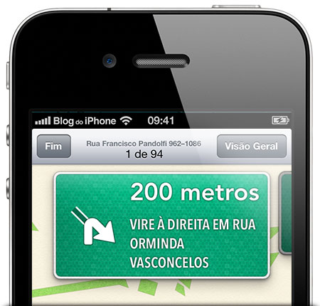 Photo of Hackers conseguirão habilitar os Mapas 3D e a navegação GPS do iOS 6 no iPhone 4