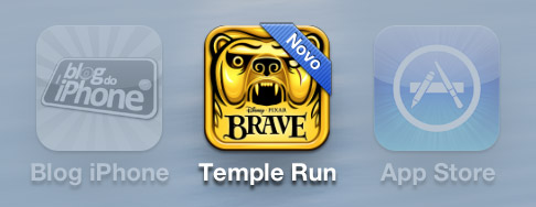 Photo of Disney lança jogo Temple Run: Brave para iPhone, iPod e iPad